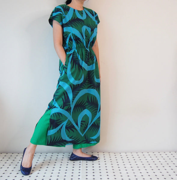 <RS18D11-001> AODAI Dress