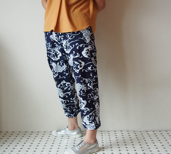 <RS18P07-005> OKINAWA Boy's Pants