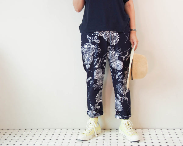 <RS18P07-009> OKINAWA Boy's Pants