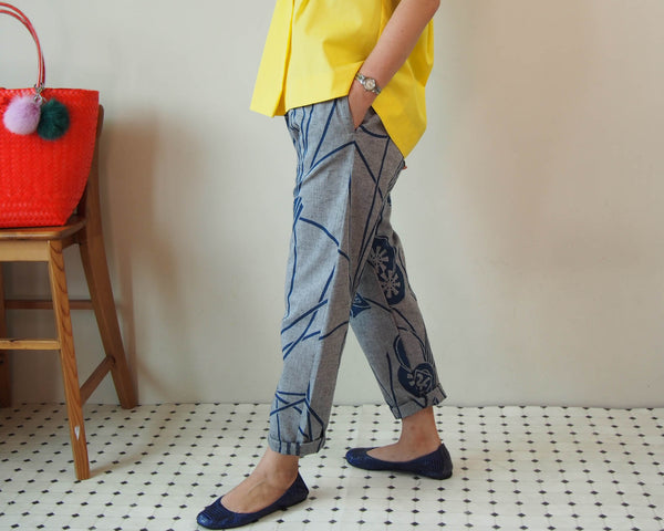 <RS18P07-007> OKINAWA Boy's Pants