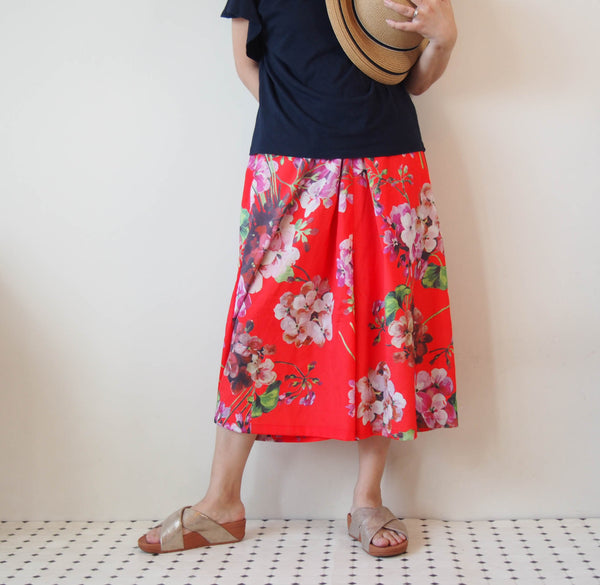 <RS18P09-002> Flare Pants