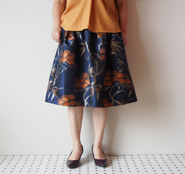 MADE TO ORDER <RS18S21-MTO> KABUKI Skirt