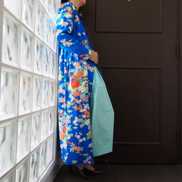 <RS19D14-001> KIMONO WRAPED Dress'n Coat