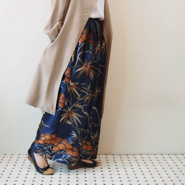 MADE TO ORDER <RS18P14-MTO> KABUKI Wide Pants