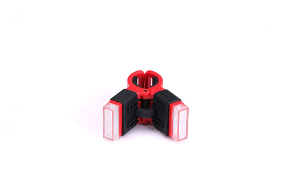 mtigersports USB led bicycle taillight