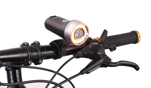 mtigersports Cyclo LED 500 Lumen bicycle headlight front light
