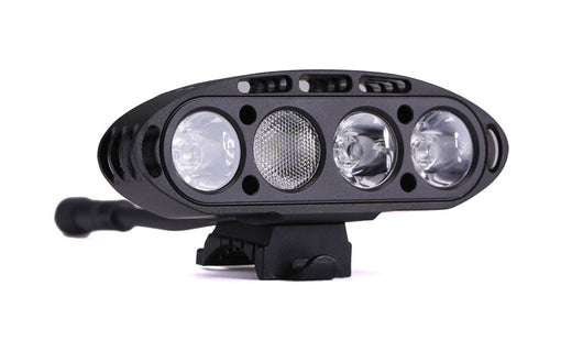 mtigersports hyperion 3800 Lumen LED Mountain Bike LED Bicycle front headlight gopro compatible