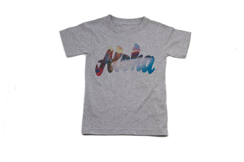 Aloha Script Waikiki Fill for Kids