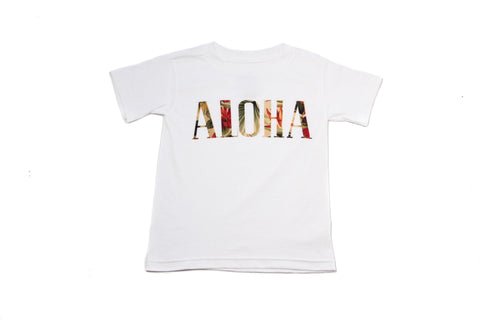 Aloha Vintage Fill for Kids