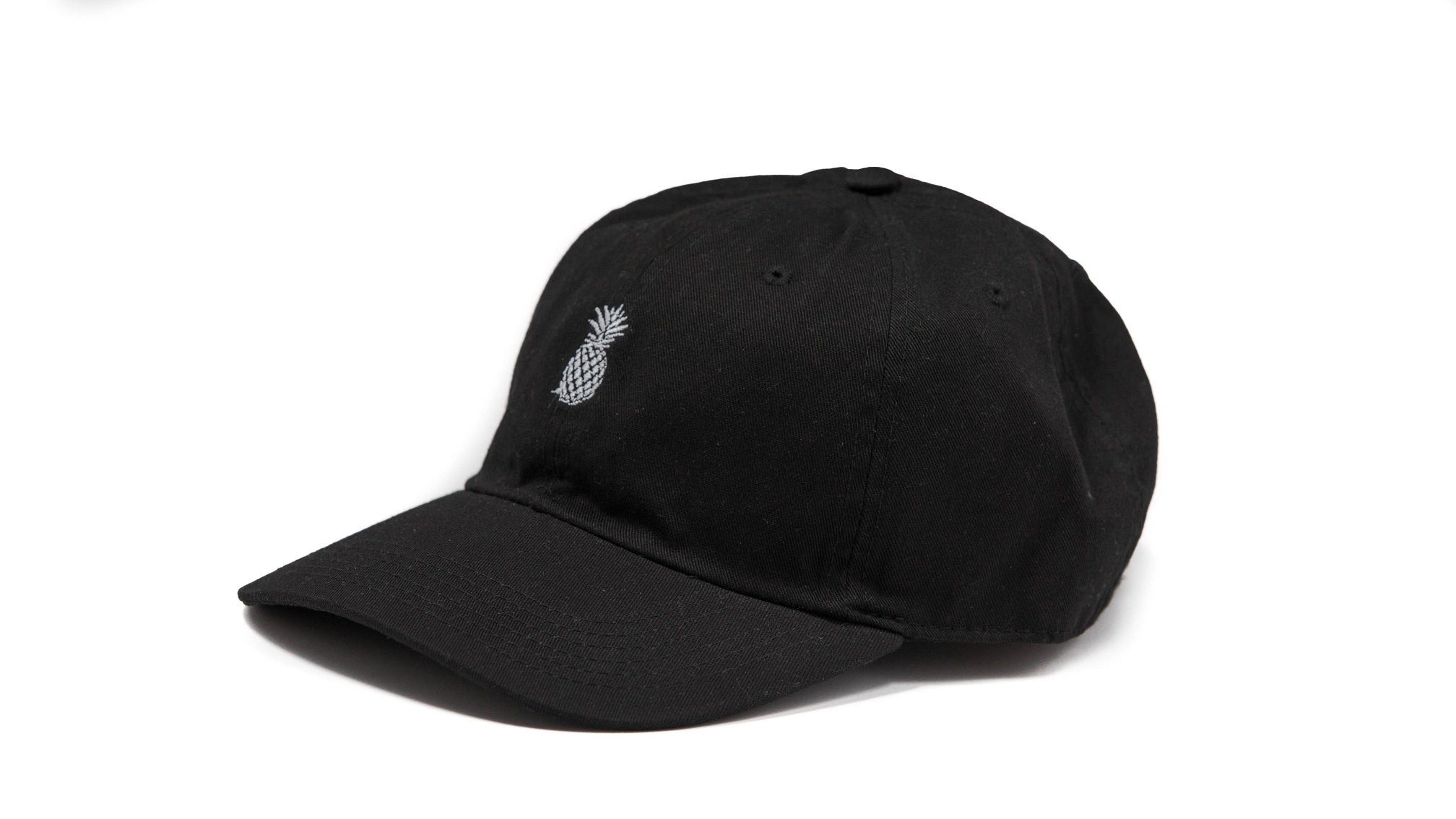 ASP Lids Pineapple Black