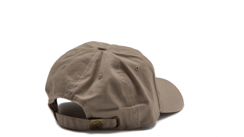 ASP Lids Palm Tree Brown