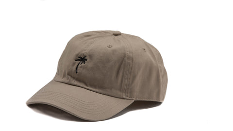 ASP Lids Palm Tree Gray