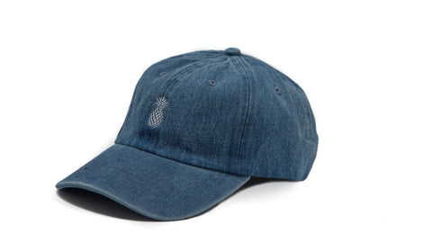 ASP Lids Pineapple Blue