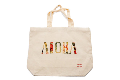 ASP Tote Bag Aloha Vintage Fill Large