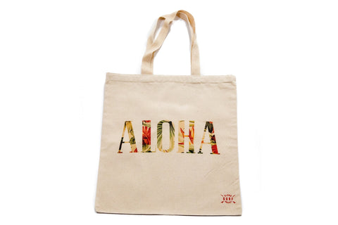 ASP Tote Bag Aloha Vintage Fill Small