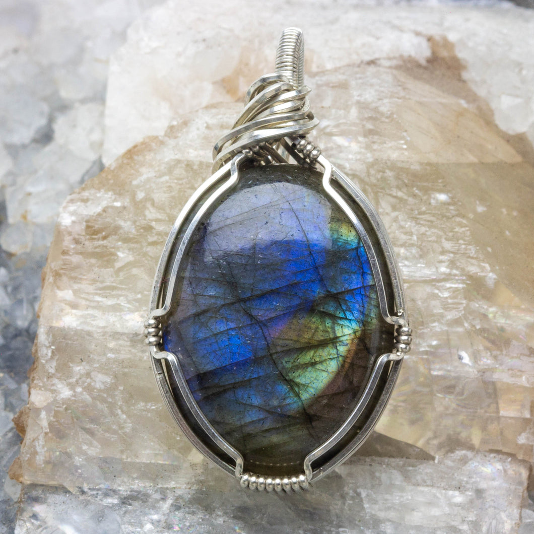 Labradorite: Magic and Protection