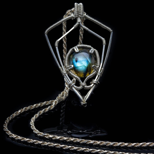 Labradorite: Shield of Power