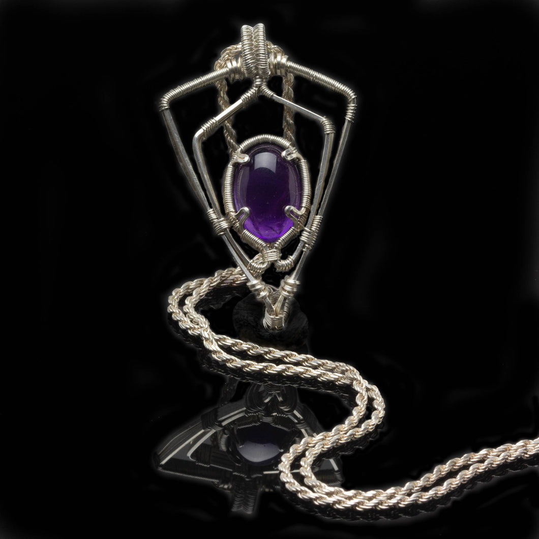 Amethyst: Shield of Protection