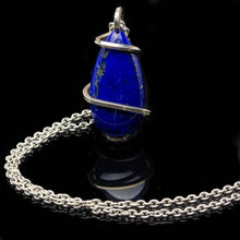 Load image into Gallery viewer, Lapis Necklace of Truth