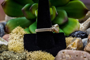 Size 5.5 Rutilated Quartz Ring