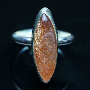 Sunstone Ring- Size 5