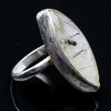 Load image into Gallery viewer, Tourmalinated Quartz Ring- Size 7
