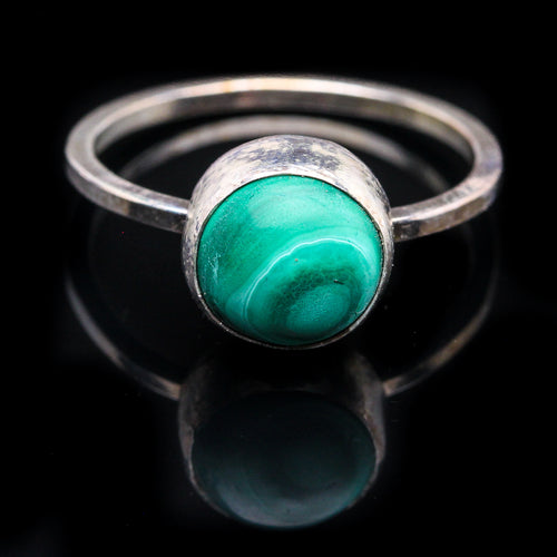 Malachite Ring - Size 7.5