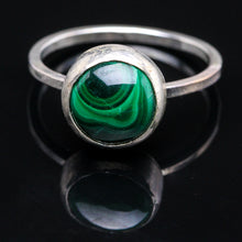 Load image into Gallery viewer, Malachite Ring - Size 7