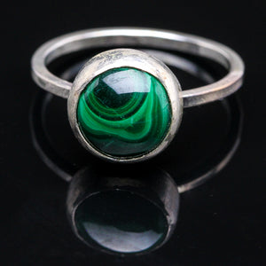 Malachite Ring - Size 7