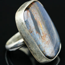 Load image into Gallery viewer, Shield of Power: Pietersite  Ring- Size 7.5