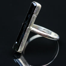 Load image into Gallery viewer, Tourmaline and Sterling Silver Ring