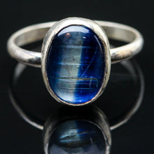 Load image into Gallery viewer, Blue Kyanite Ring- Size 6.5