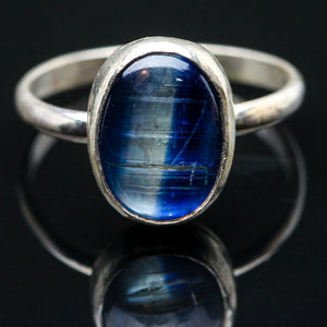 Blue Kyanite Ring- Size 6.5
