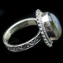 Load image into Gallery viewer, Labradorite and Sterling Ring- Size 6.5