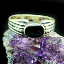 Load image into Gallery viewer, Onyx Ring- Size 7