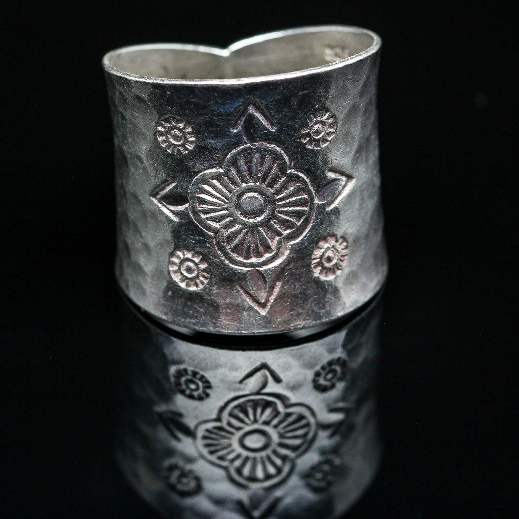 Handmade Sterling Ring