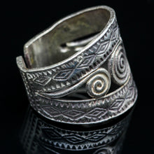 Load image into Gallery viewer, Handmade Sterling Ring- Size 8.5