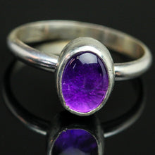 Load image into Gallery viewer, Happiness : Amethyst  Ring