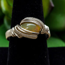 Load image into Gallery viewer, Size 9.5 Opal Ring