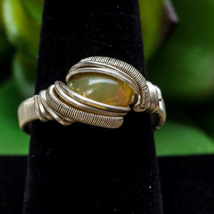 Size 9.5 Opal Ring