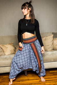 Sacred Shapes Harem Pants