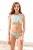 Lily's Dream Multistring Halter Top with Reversible Bottom Set