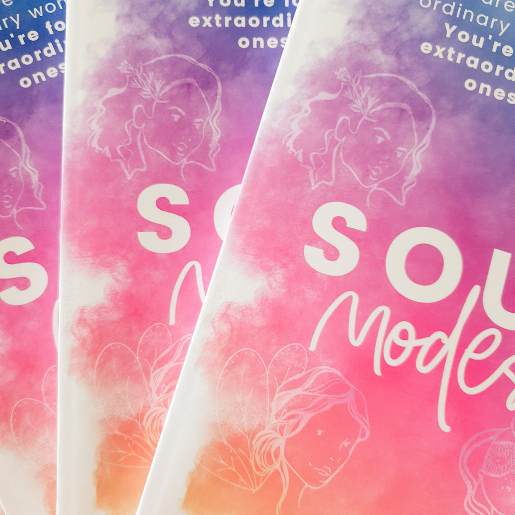 Soul Modes, by Carlie Maree: A book that changed my life