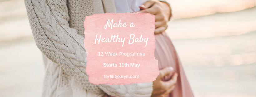 Make a Healthy Baby - 12 week programme
