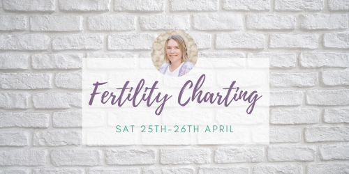 EVENT: Fertility Charting Trainings on Facebook - 25-26th April