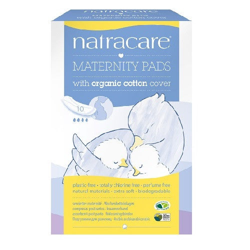 Natracare Maternity Pads | My Fertility NZ