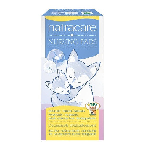 Natracare Nursing Pads | My Fertility