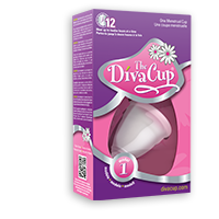Diva Cup Menstrual cup | My Fertility NZ