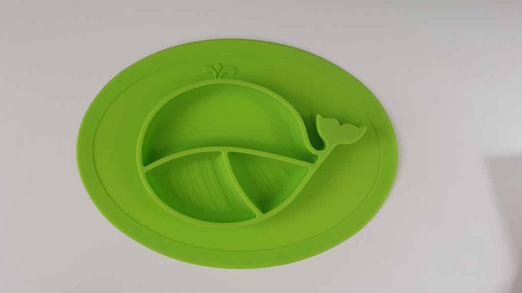 Silicone Bowl Placemats for Toddlers