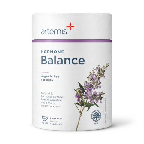 Artemis Hormone Balance and Fertility Tea | My Fertility NZ